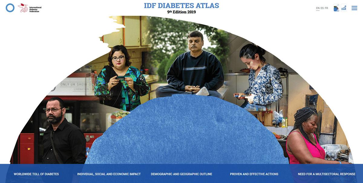 federación internacional de diabetes atlas de diabetes tercera edición 2020